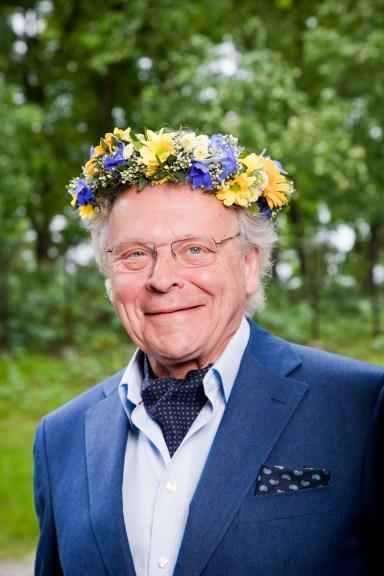 Herman Lindqvist, historien de garde