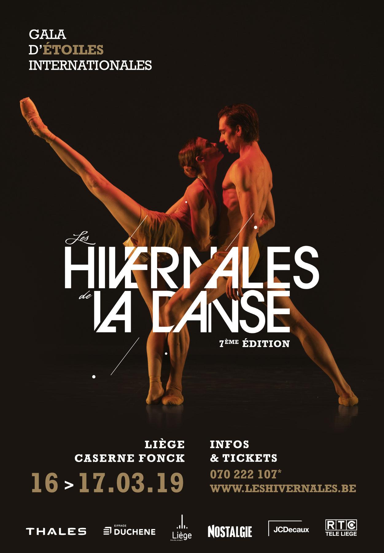 Les Hivernales de la Danse Les Hivernales de la Danse — Les
