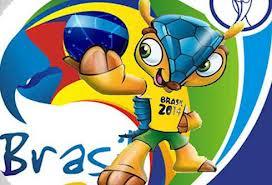 mascotte wk 2014 brazilie