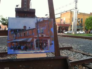 Lumina plein air painting, 2015 (3 of 4)