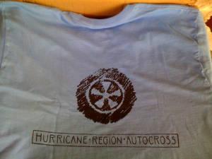 PCA Shirt Back