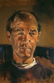 oil portraiture