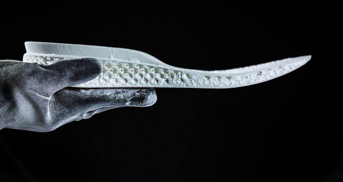 Adidas Futurecraft 3D Le Futur De La Chaussure Imprime En 3D
