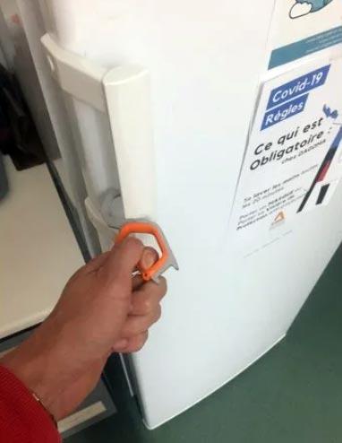 anti covid outil imprimer 3D