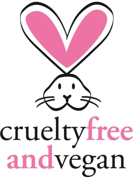 logo PETA Crueltyfree vegan