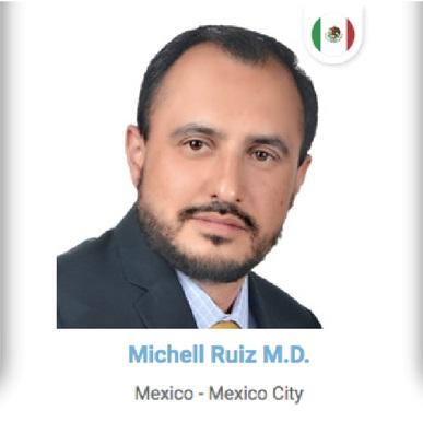 Dr Michel Ruiz Suárez Cirujano Ortopedista Especialista en Hombro y Medicina Deportiva.