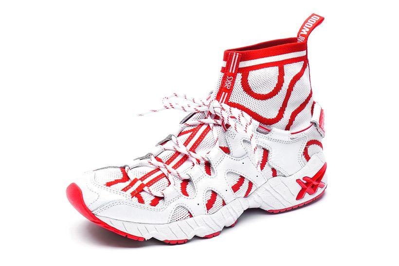 Vivienne Westwood x Asics Collection - Le Site de la Sneaker