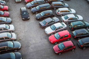 Parking complet