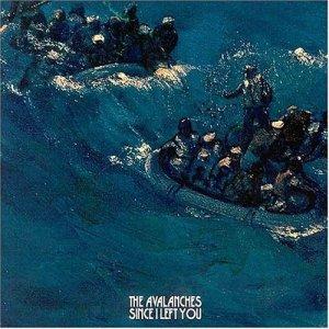 Jaquette de l'album Since I left you de the Avalanches