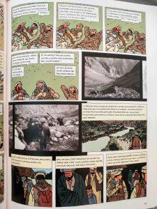 Planche 43 de la bande dessinée Le Photographe