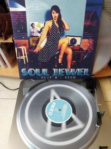 Vynile Soul Jewel de DJ Clif et DJ Seeq