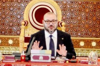 Un Conseil des ministres présidé par le roi Mohammed VI