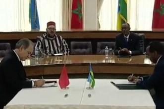 Le Rwanda va ouvrir son ambassade au Maroc