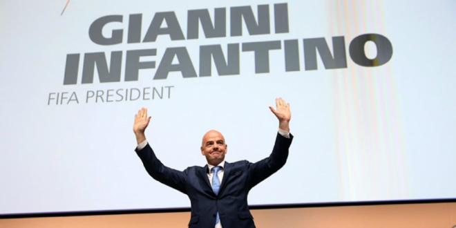 Gianni Infantino propose d'organiser la CAN tous les quatre ans — Fifa