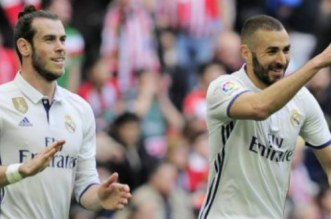 VIDEO. Benzema sauve le Real Madrid