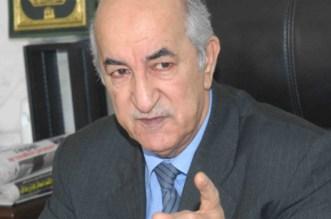 Qui est Abdelmajid Tebboune, le nouveau président algérien ?