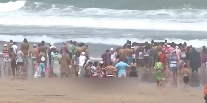 Drame sur une plage près de Tamaris