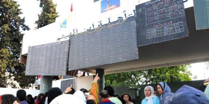 Voici le nombre de Marocains qui ont obtenu le bac cette année