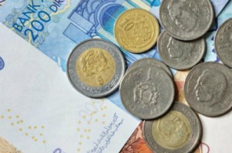 Cours de change: euro/dollar contre le Dirham