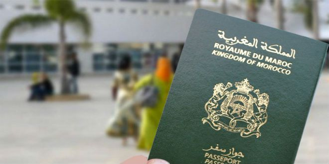 Maroc Voici Le Nouveau Timbre Pour Renouveler Votre Passeport Photo