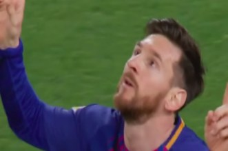 VIDEO: le but de Messi contre Séville (6-1)