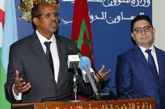 Le Maroc a fait un don à Djibouti