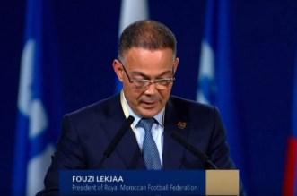 Lekjaa a évoqué le roi Mohammed VI au Caire