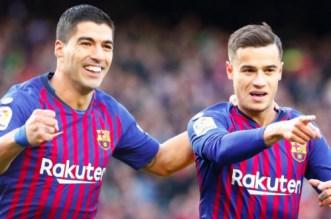 Le Barça privé de l'une de ses vedettes