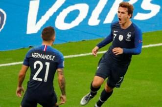 France Vs Allemagne: tous les buts du match (VIDEO)