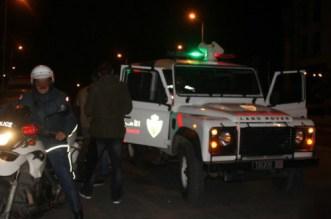 Grosse opération de la police entre Ouarzazate et Zagora