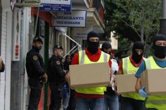 La police espagnole déjoue une tentative d'introduction d'armes au Maroc