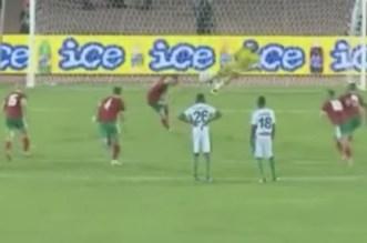 Maroc-Comores: le but de Fayçal Fajr qui sauve les Lions de l'Atlas (VIDEO)