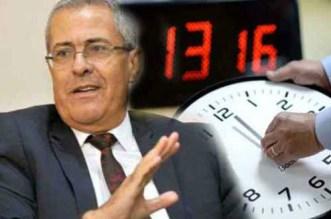 Stop au changement d'heure au Maroc?