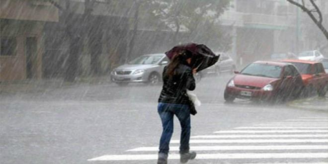 Alerte météo: fortes pluies et rafales de vents au Maroc (Niveau orange)