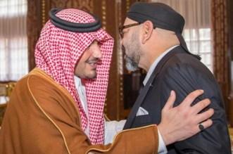Rabat: le roi Mohammed VI reçoit le ministre saoudien de l'Intérieur