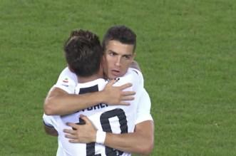 Avec Ronaldo, la Juve fait tomber Milan (VIDEO)
