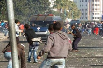 Actes de vandalisme à Oued Zem (Raja-Oued Zem)