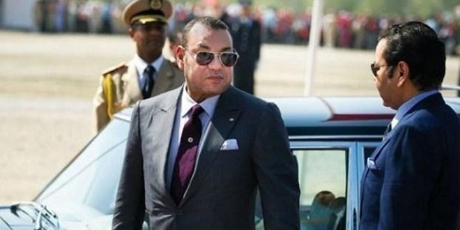 Le président sud-africain a reçu un message du roi Mohammed VI