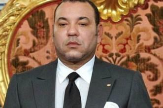 Condoléances royales au président irakien