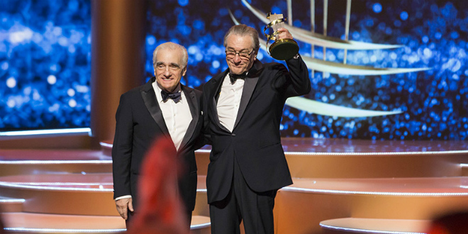 Festival de Marrakech : De Niro honoré par Scorsese