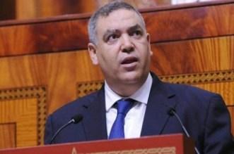 Intérieur: Laftit préside une importante réunion à Rabat