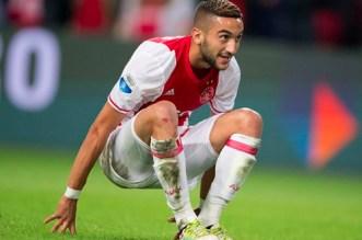 LdC: Hakim Ziyech pointé du doigt après l'élimination de l'Ajax