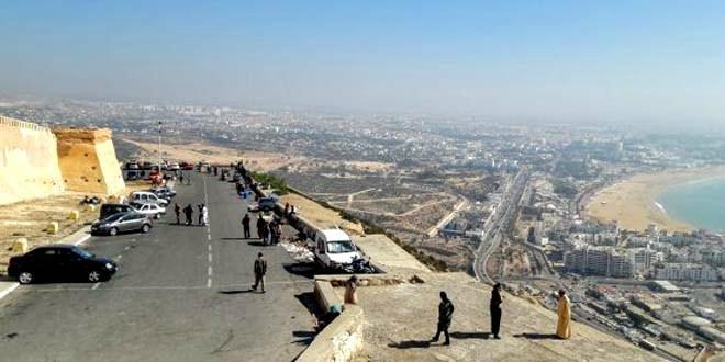Une touriste agressée sur la route d'Agadir Oufella