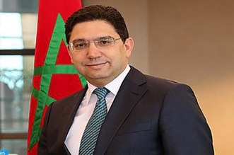 Rabat: Bourita a reçu l'ambassadeur de Grèce