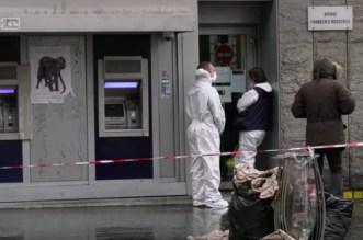 Spectaculaire braquage de banque près des Champs-Élysées (VIDEO)