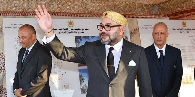 Bahreïn soutient le roi mohammed vi