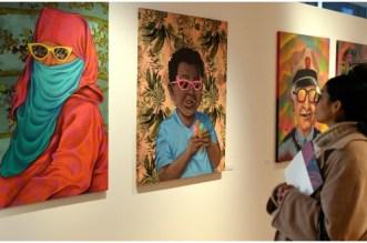 """La galerie BP accueille """"un poète dans la ville"""""""
