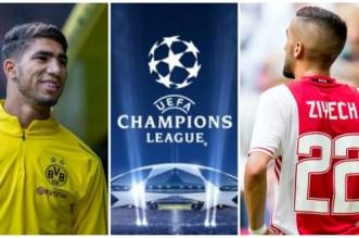 Champions League: le programme des matchs à venir