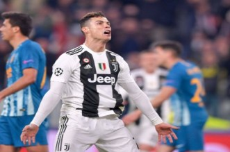 Champions League: Ronaldo envoie la Juve en quarts (VIDEOS)