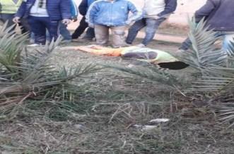 Deux ouvriers frôlent la mort à Rabat
